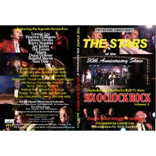 VT11  The Stars of the 30th Anniversary of Six O'Clock Rock DVD Volume 2