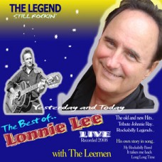 Lonnie Lee - The Best of Lonnie Lee Live - ST829