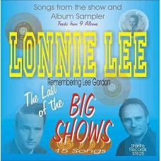 Lonnie Lee - The Last of the Big Shows Memento ST828