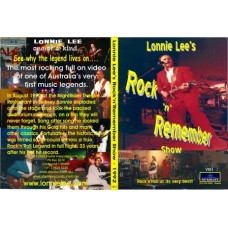 VT01 Lonnie Lee's Rock'n'Remember Show