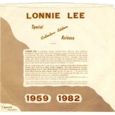 Lonnie Lee- Collector's Series