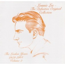 Lonnie Lee- The Definitive Original Collection Vol 2 - ST816